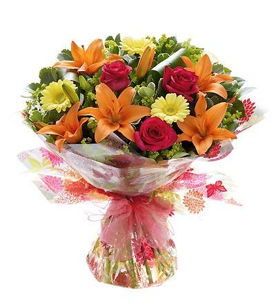 Điện hoa tươi và Quà tặng - Người đàn bà đẹp I