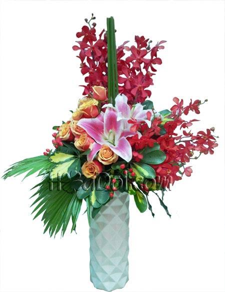 Điện hoa tươi và Quà tặng - Tưng bừng II