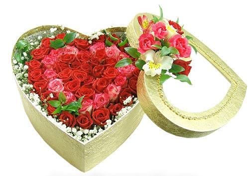 Điện hoa tươi và Quà tặng - Trái tim không ngủ yên 7