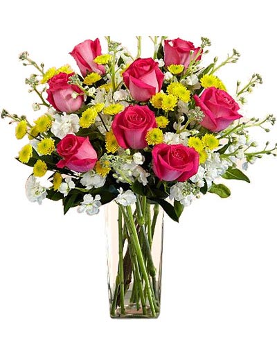 Điện hoa tươi và Quà tặng - Rạng rỡ