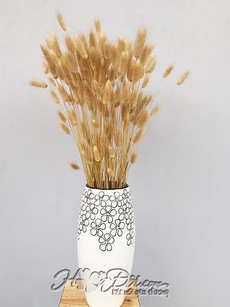 Điện hoa tươi và Quà tặng - Bình cỏ đuôi chồn khô