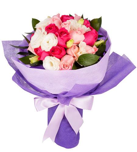 Điện hoa tươi và Quà tặng - Beautiful Lady