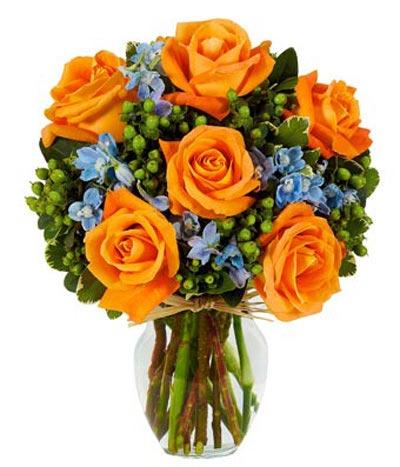 Điện hoa tươi và Quà tặng - Tình yêu đam mê
