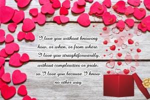 Thiệp Tình yêu số 21