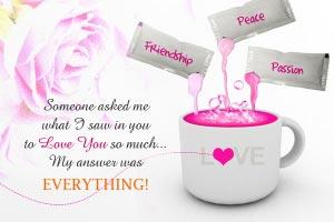 Thiệp Tình yêu số 27