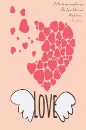 Thiệp Tình yêu số 14