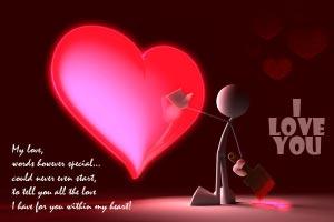 Thiệp Tình yêu số 28