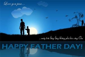 Thiệp Ngày của Cha số 1