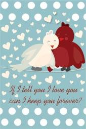 Thiệp Tình yêu số 5